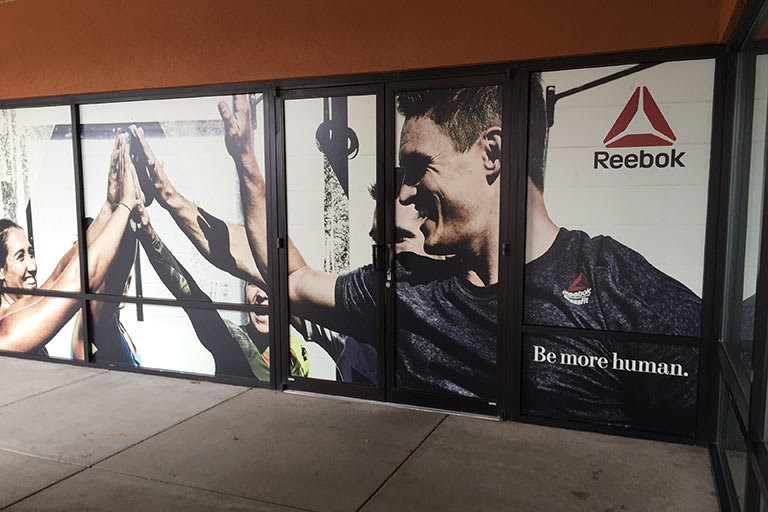Reebok - Be More Human.